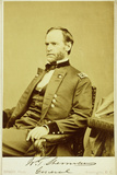Portrait Photograph of William Tecumseh Sherman
