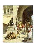 Indian Scene  1884-89