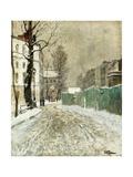 Back Street  Montmartre