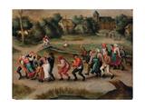 Saint John's Dancers in Molenbeeck  1592