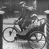 Bicycle with Sidecar