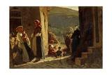 Meeting of Peasants  1861
