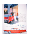 Advertisement for Cadillac Cars  1959