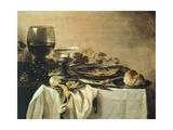 Still Life with Fish  1647