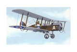 Dh9A Light Bomber