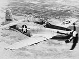 WW2 North American P-51 Mustang