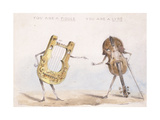 You are a Fiddle  You are a Lyre  after 1864