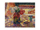 Still Life with Vase of Flowers  C1907