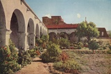 San Juan Capistrano Mission  California