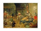 Monkey Banquet  1810
