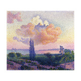 Pink Clouds  C1896