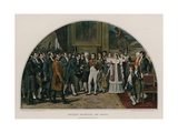 Napoleon Decorating the Artists