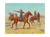 The Rear Guard  1907