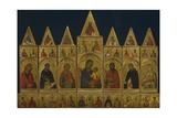 The Polyptych of Pisa  1320