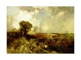 A Summer Shower  1878