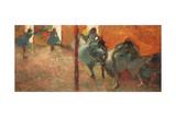 Dancers in a Studio  1900-05