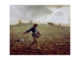 The Sower  C1865