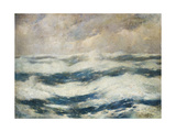 The Sky and the Ocean  1913