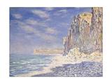 Cliffs Near Fecamp  1881