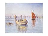 Concarneau: Quiet Morning  1891