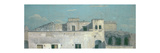 Rooftops in Naples  18th Century