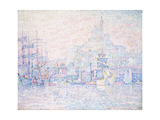 Marseille  La Bonne Mere  Morning Mist  1907