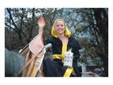 Muenchner Kindl Oktoberfest Reproduction d'art