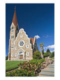 Christ church in Windhoek  Namibia