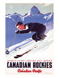 Banff-Lake Louise Ski Areas  Canadian Rockies