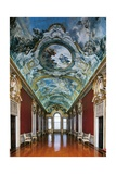 Stories of Aeneas  Fresco Cycle