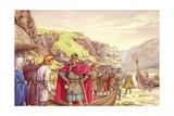 Ragnar Lodbrok  One of the First Vikings to Raid Britain