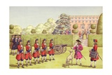 The Young Duke of Gloucester Had His Own Army to Play With