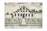 Former Villa Pisani in Stra  1697