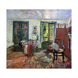 Annette in an Interior; Annette Dans Un Interieur  C1903