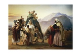 Reconciliation of Esau with Jacob  1844