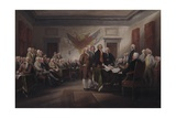 The Declaration of Independence  July 4  1776  1817