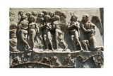 Last Judgment  Detail from Bas-Relief