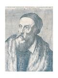 Portrait of the Painter Titian  1587