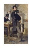 Portrait of Lawyer Bongiovanni