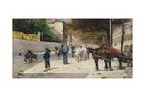 Prince Amedeo Avenue  1880-1881