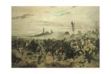 The Battle of Montebello  1862