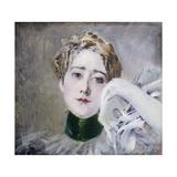 Portrait of Princess of Isenburg Birstein