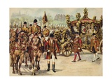 Coronation Procession of King George V  22 June 1911