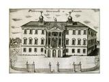 Villa Giovanelli in Noventa  1697
