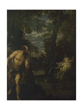 Hercules  Deianeira and Centaur Nessus