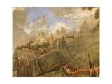 Doge Pietro Mocenigo Conquers Smirne in 1471
