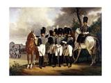 Portrait of the General Marquis De Talhout-Roy  1818-19
