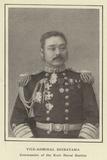 Vice-Admiral Shibayama  Commander of the Kure Naval Station