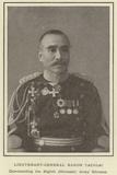 Lieutenant-General Baron Tachimi  Commanding the Eighth