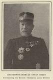Lieutenant-General Baron Oseko  Commanding the Seventh